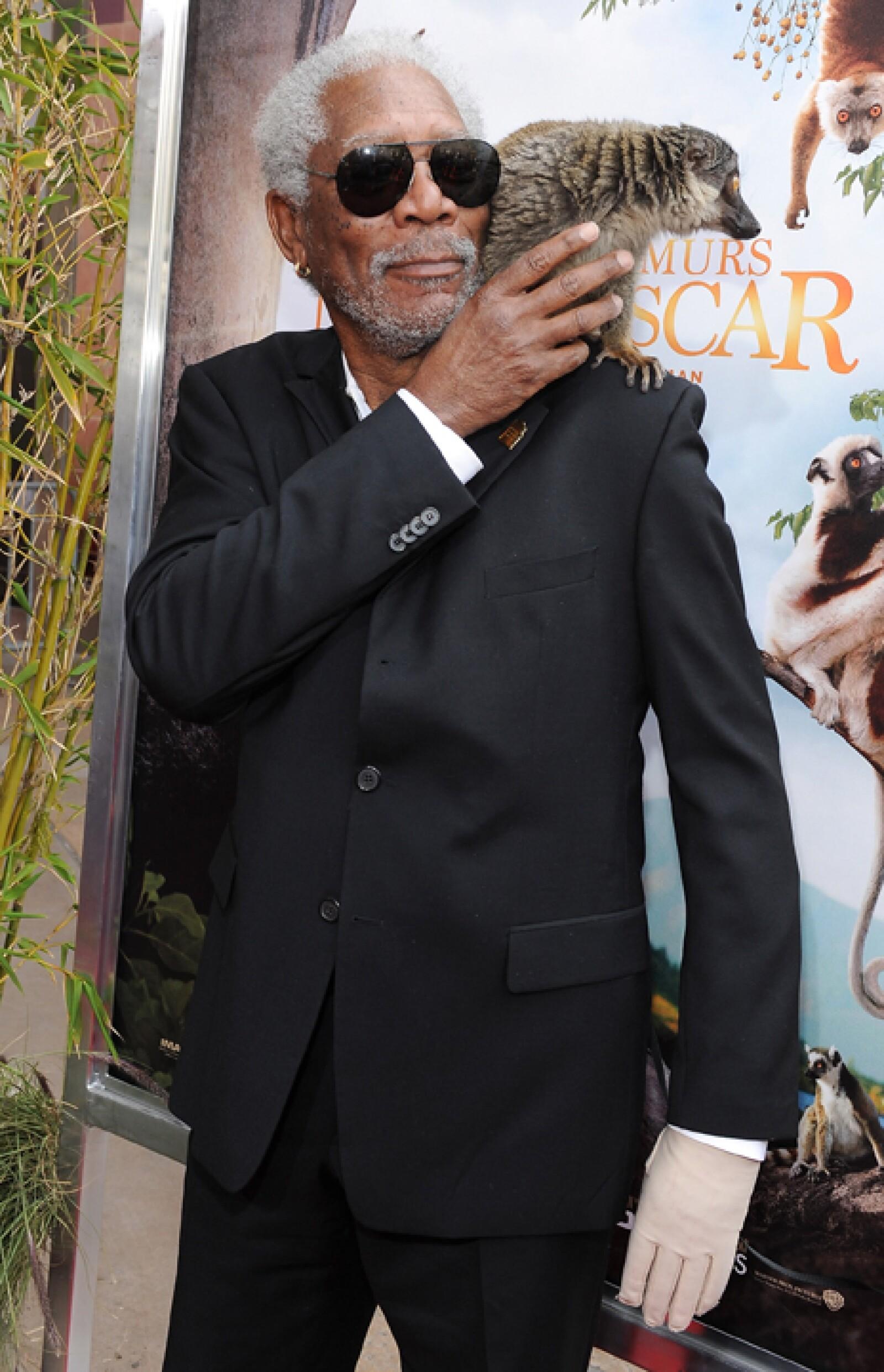 Morgan Freeman lo ganó por Million Dollar Baby.