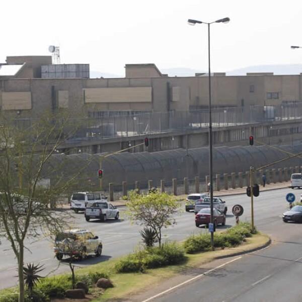 Prision Pretoria Sudafrica
