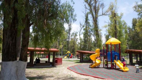 Parque metropolitano 'La Eucalera', en Jalisco