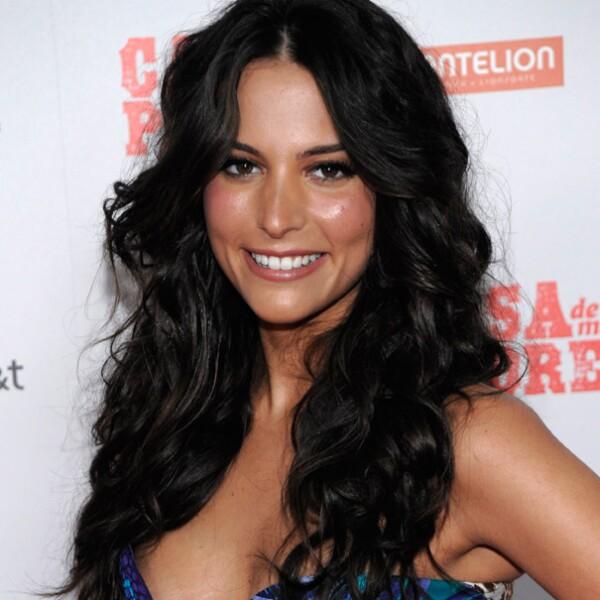 Génesis Rodríguez, la guapa hija de `El Puma´.