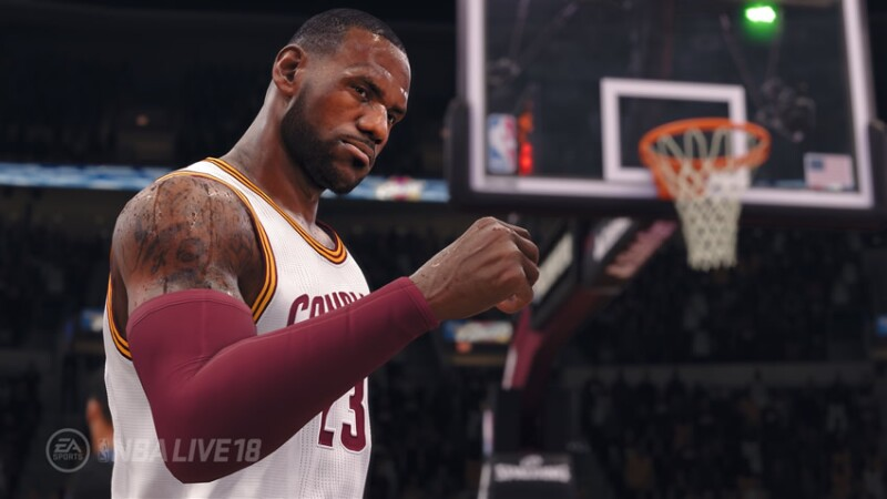 NBA Live 18.