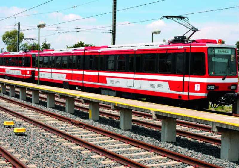 tren el�ctrico