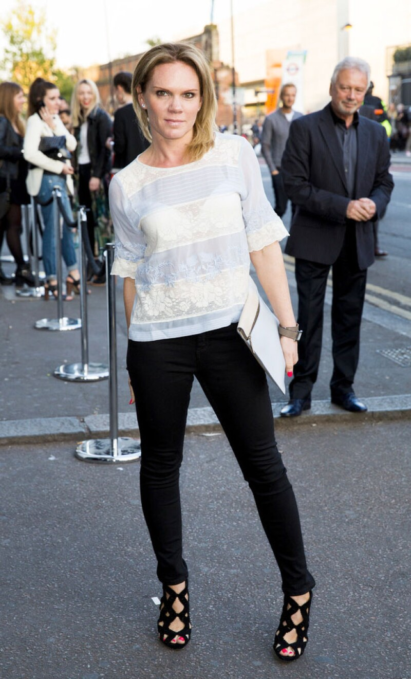 Louise Adams tiene varias similitudes con su hermana mayor y una de ellas es el amor por la moda, algo que ha llevado a que muchos la comparen con la esposa de David. ¿Cómo se siente ella al respecto?
