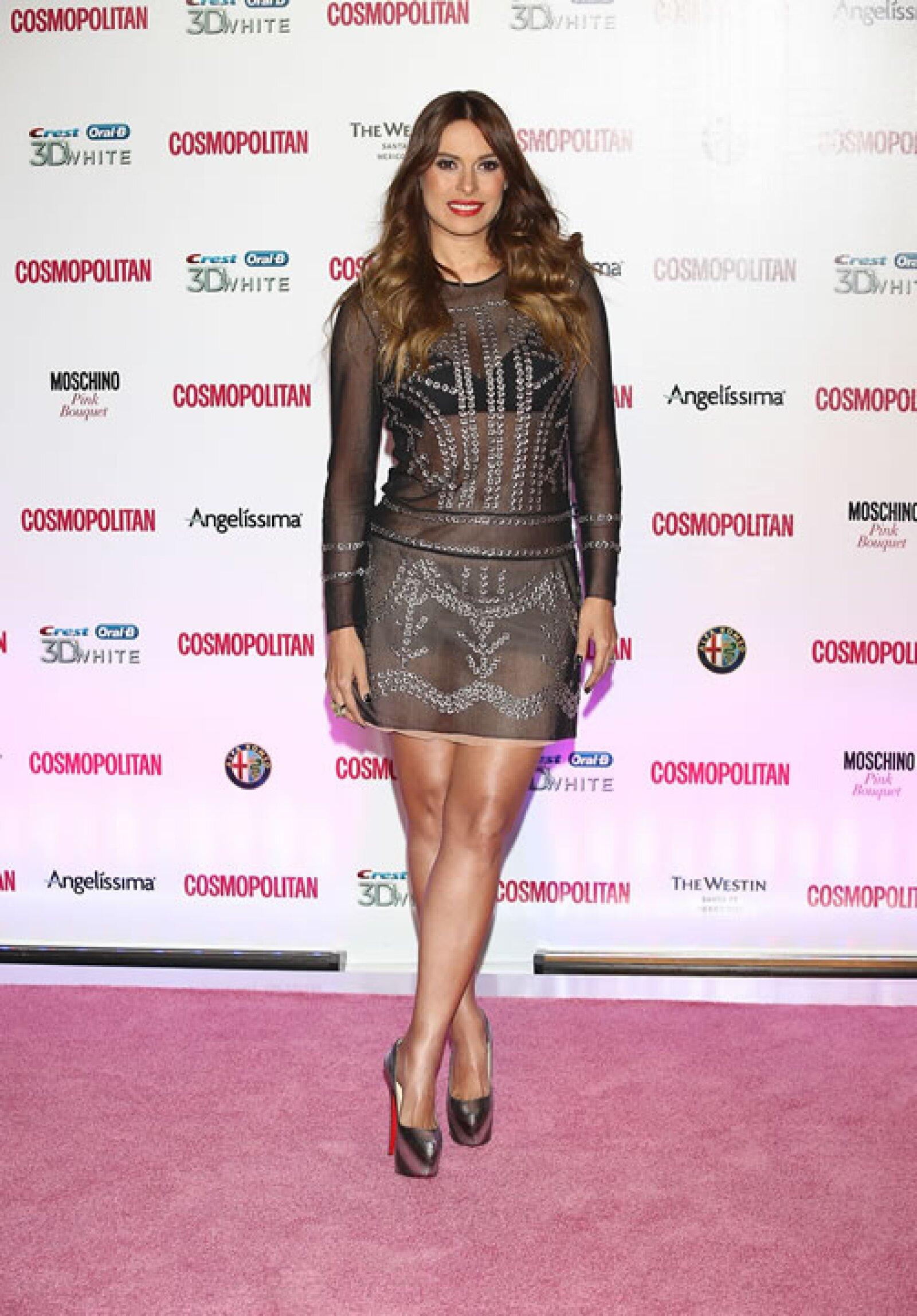 De hecho su stylist es la esposa de Erick Elías, Karla Guindi.