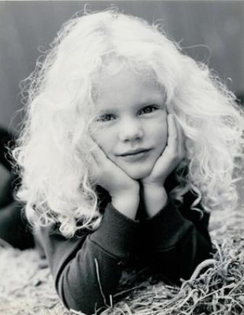 Taylor Swift tiene una belleza única desde que era pequeña.