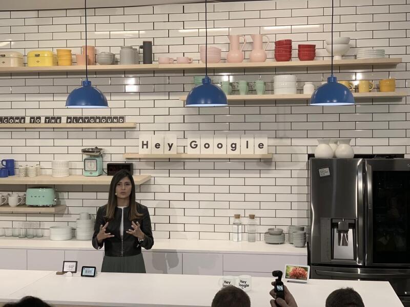 Llega el asistente de Google a más productos