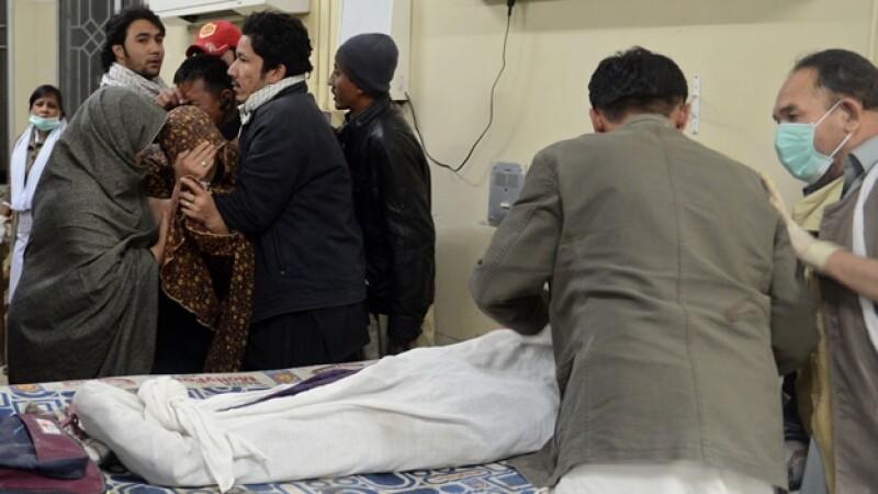 Pakistán Quetta atentado