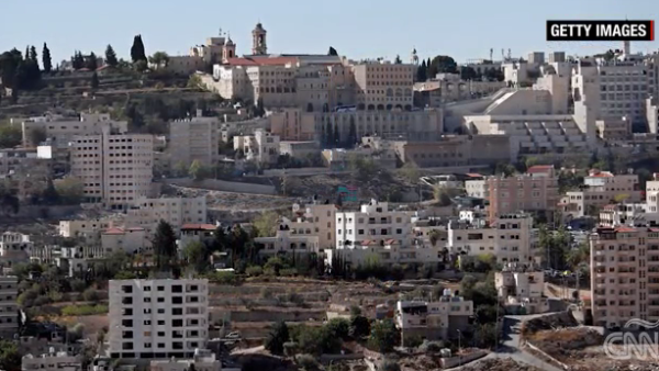 Airbnb retira alquileres en zona de conflicto entre iraelíes y palestinos