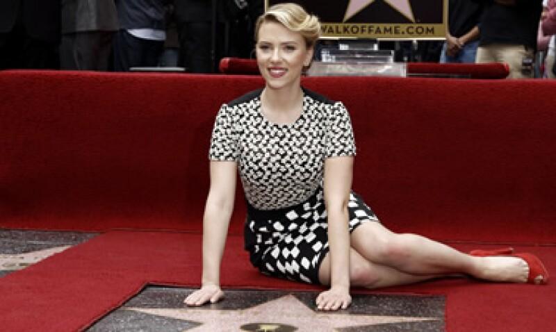 Scarlett Johansson daría vida a uno de los principales personajes de Marvel: la Viuda Negra. (Foto: AP)