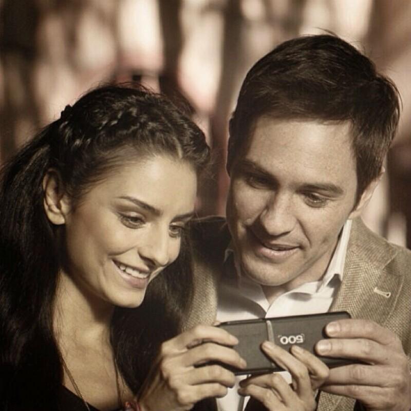 MaLa y Santiago nos enamorarán el próximo año en cines.