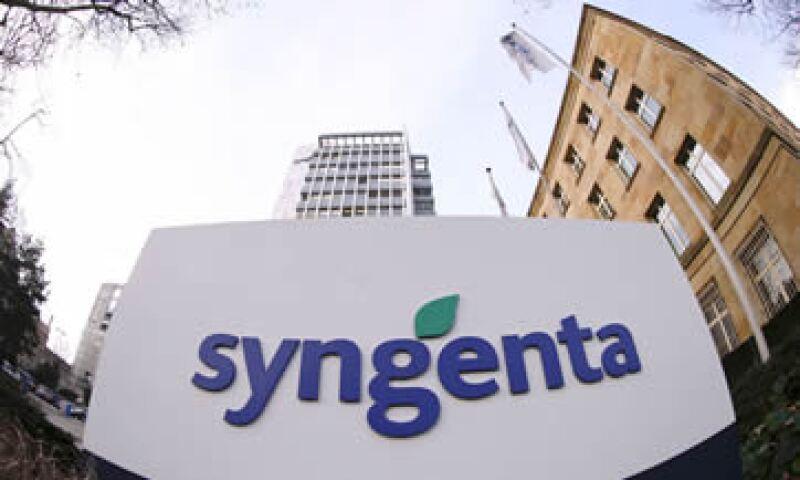Syngenta ha rechazado otras ofertas, como la de Monsanto en 2015. (Foto: Reuters )