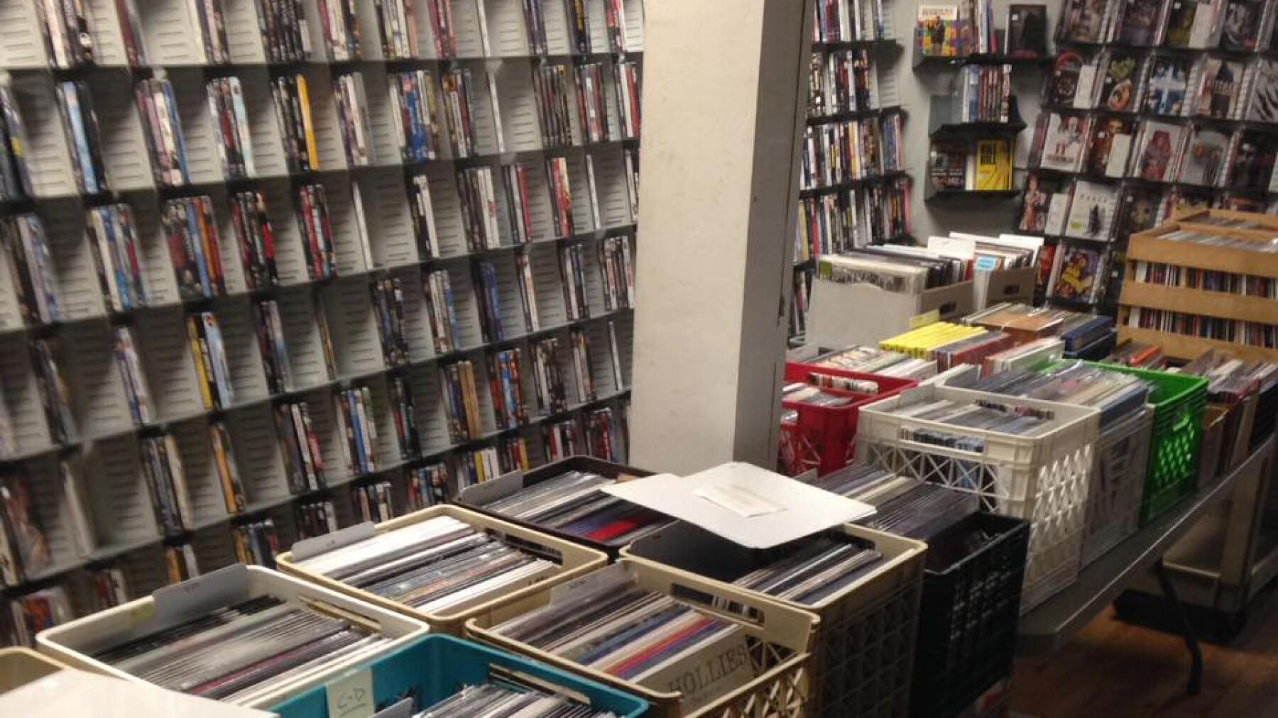 Jack's Music Shoppe.