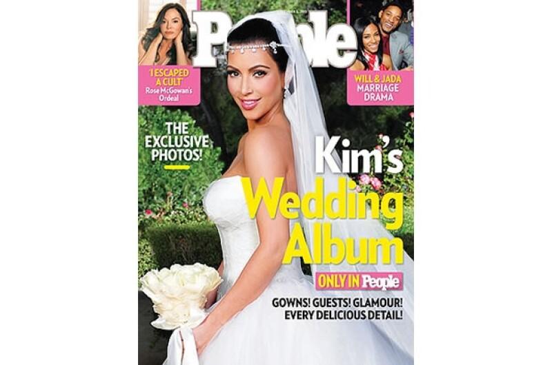 Dudamos que Kim quiera repetir diseñador, pero con las Kardashian nunca se sabe.