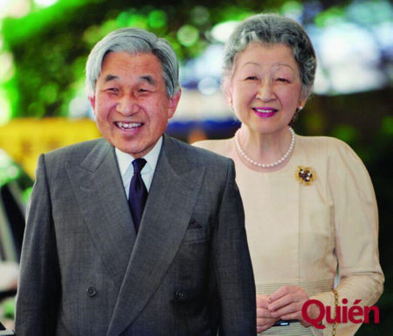 Emperador Akihito, Emperatriz Michiko