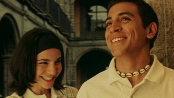 Martha Higareda y Luis Fernando Peña.
