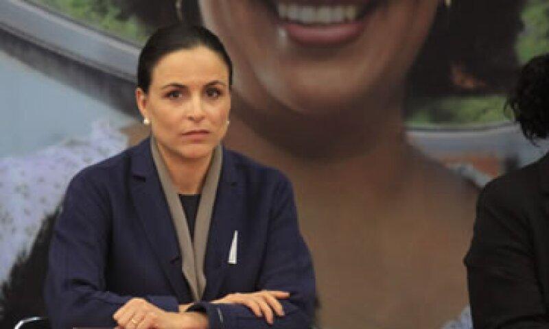 La entidad que lidera la comisionada presidente, Alejandra Palacios, ha preocupado a algunas empresas por posible función como monopolio. (Foto: Cuartoscuro)