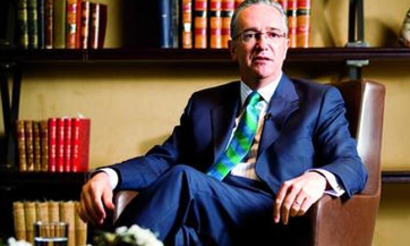 El presidente de TV Azteca es el segundo empresario más rico de México. (Foto: Duilio Rodríguez)