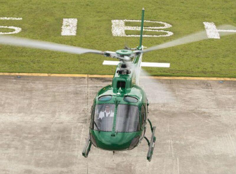 Voom servicio de transporte por helic�ptero