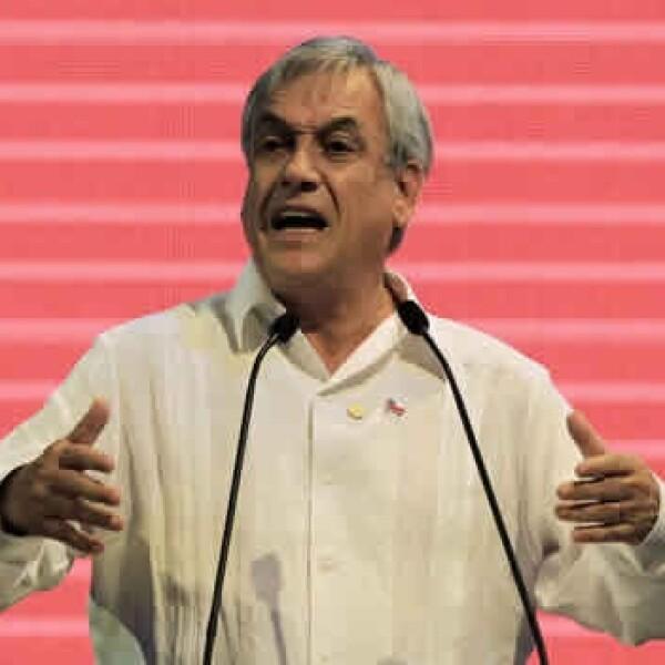 Sebastián Piñera cumbre