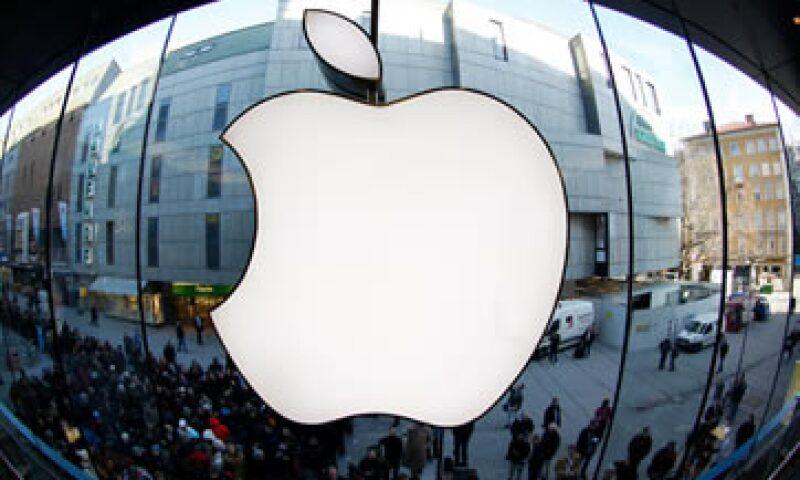 Apple reportó la venta de 43.7 millones de iPhones en el primer trimestre del año. (Foto: Reuters)
