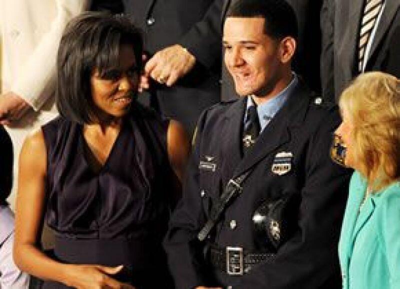 El estilo único de Michelle es comparado con el de otras primeras damas, como la mítica Jackie Kennedy.