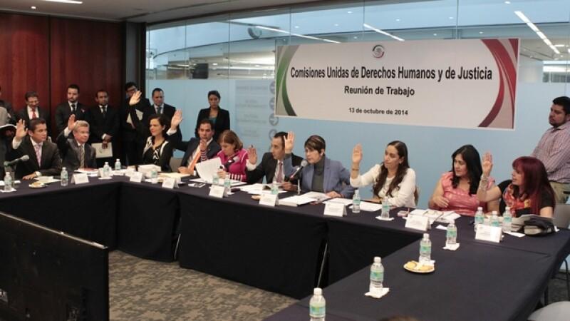 Comisiones-CNDH