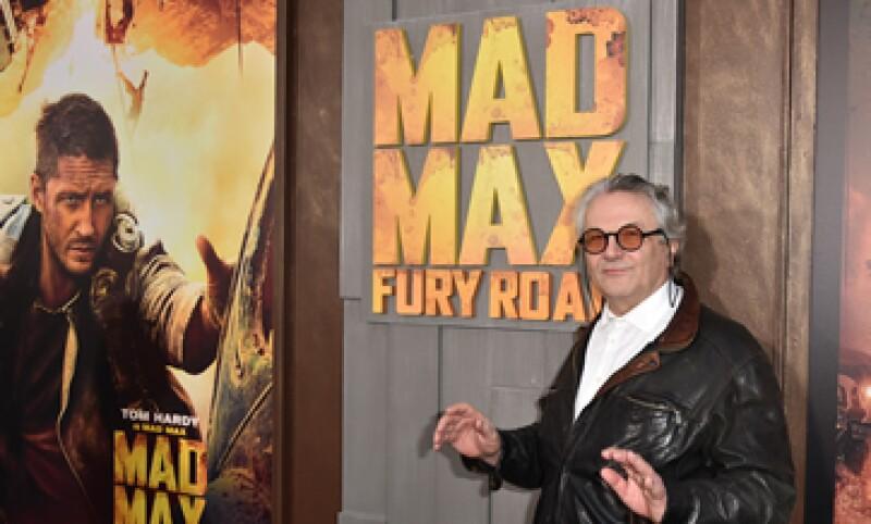 El director George Miller estuvo a cargo de todas las entregas de 'Mad Max', un filme distópico de ciencia ficción. (Foto: Getty Images )