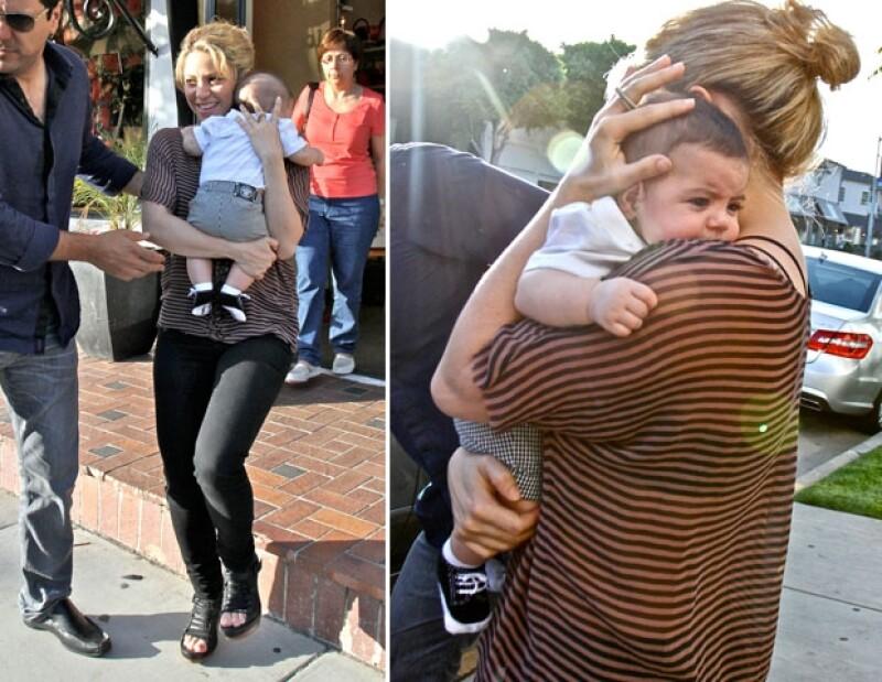 Shakira confiesa que es la más feliz con su nuevo papel de madre.