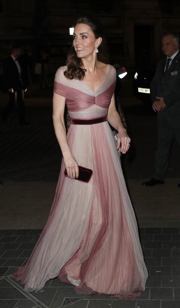 Kate Middleton vestido princesa