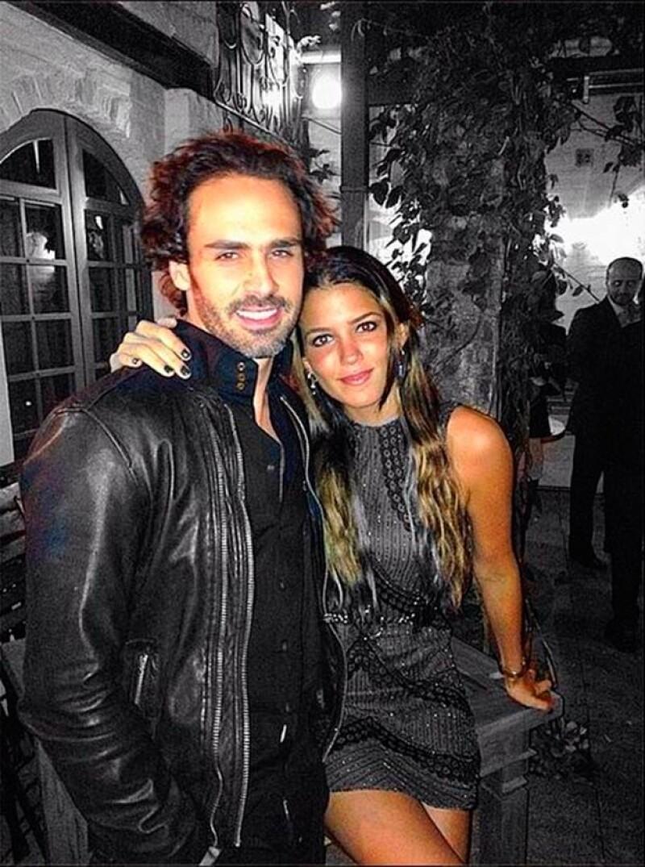 El empresario y la atractiva chica se encuentran en Brasil.