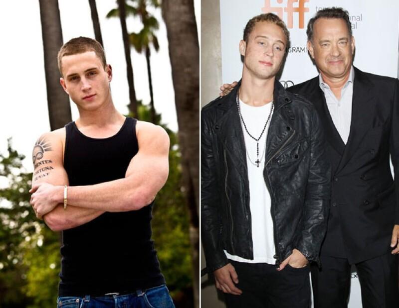 Chet Hanks es un multifacético cantante y actor, hijo de Tom Hanks.