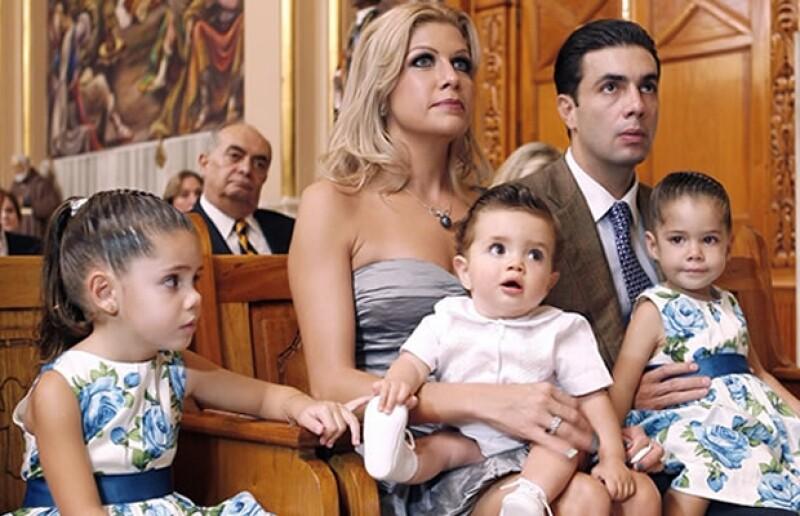 Bautizo Santiago Sesma Díaz Ordaz