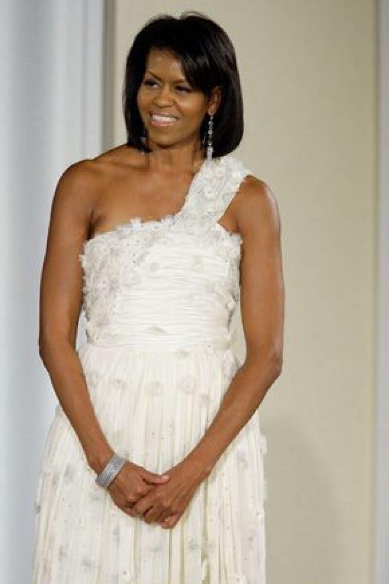 El museo añadirá la figura de la primera dama estadounidense a su colección de famosos en Washington.