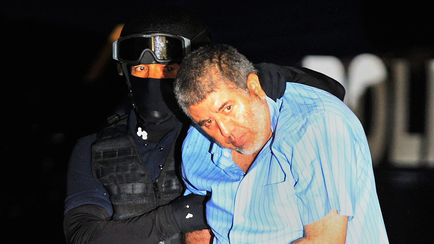 Vicente Carrillo era uno de los últimos líderes del cártel de Juárez antes de su detención en 2014.