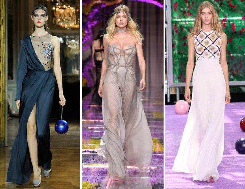 La Chambre Syndicale de la Haute Couture sólo permite que presenten firmas con atelier en París y que confeccionan las piezas a mano. Este año, Fendi se une a la agenda por su nonagésimo aniversario.