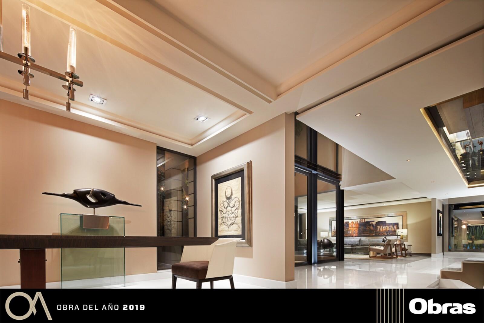Casa Mimbres, premio Obras-Elle Decoration al Interiorismo de Vivienda Residencial