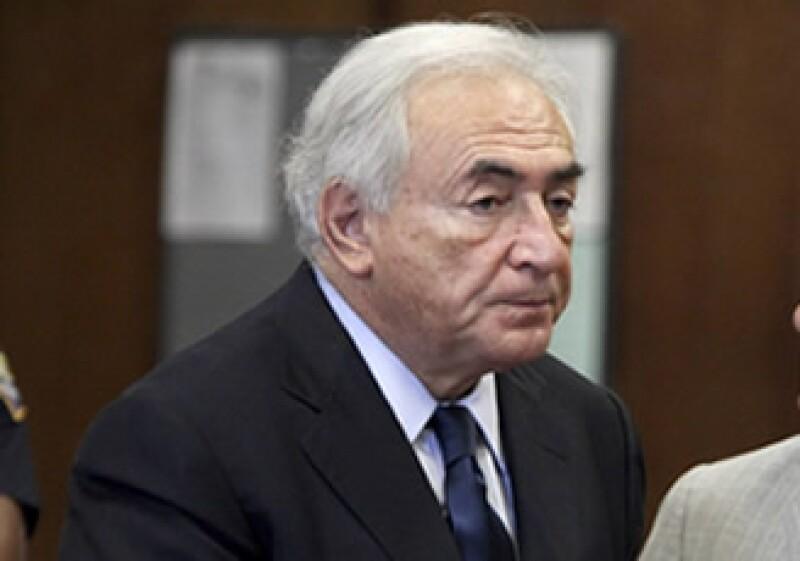 Strauss-Khan fue detenido el pasado 14 de mayo, acusado de intentar violar a una mucama del hotel donde se hospedaba. (Foto: Reuters)