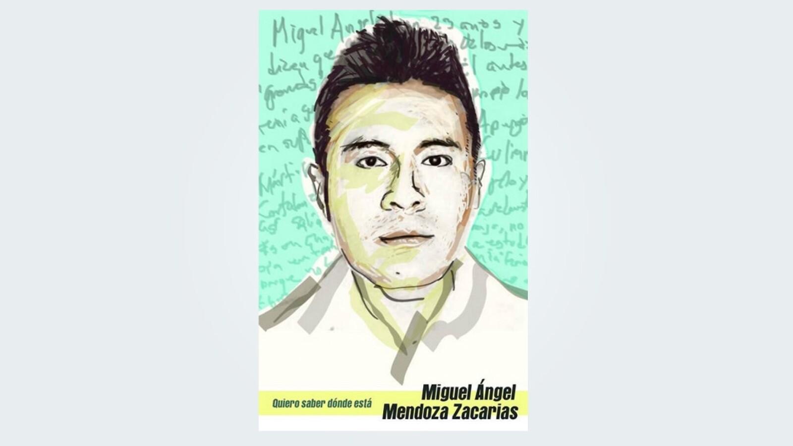 Miguel Angel Mendoza Ayotzinapa
