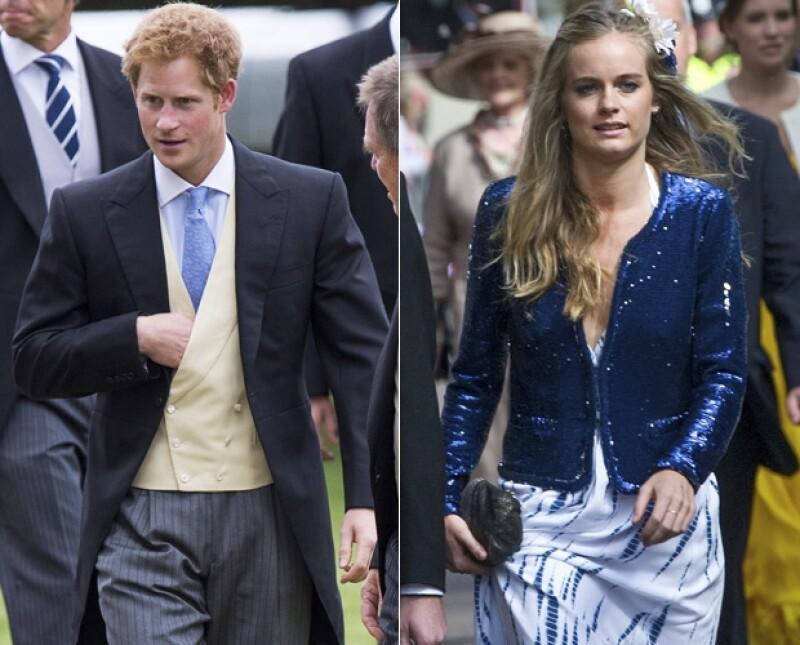 Una fuente cercana a Cressida Bonas aseguró que el Royal podría contraer matrimonio con la también británica el siguiente año.