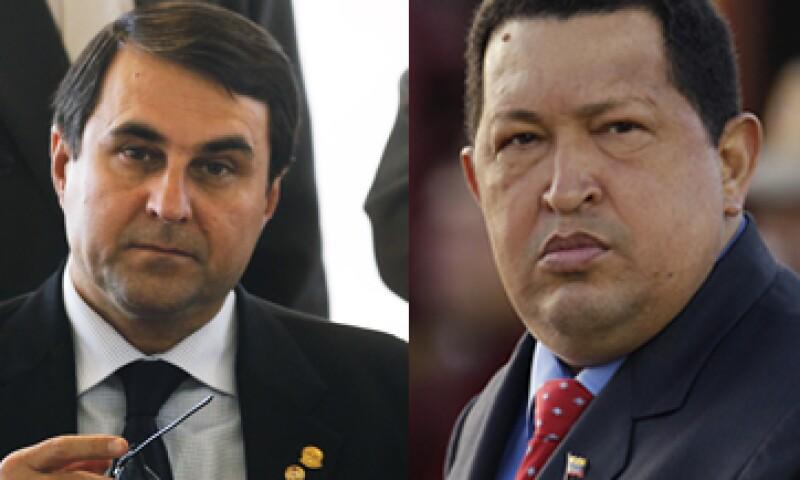 Las acusaciones de Chávez levantaron críticas entre los legisladores paraguayos. (Foto: AP)