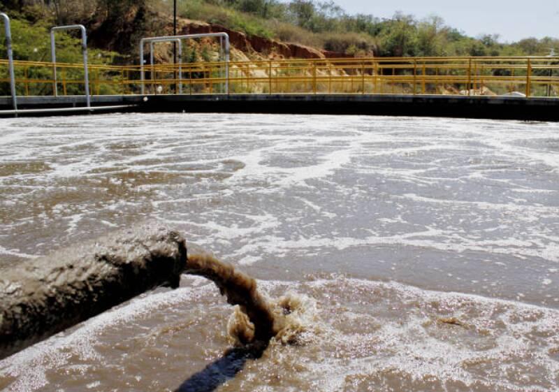 Conagua inaugura la Planta de Tratamiento de Aguas Residuales Punta Colorada II, en Puerto Escondido, Oaxaca