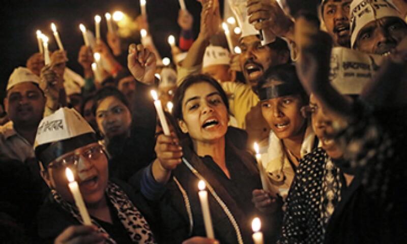 El caso desató protestas a nivel nacional y la petición de sentencias más duras contra los violadores. (Foto: Reuters )