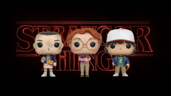 Stranger Things Toys