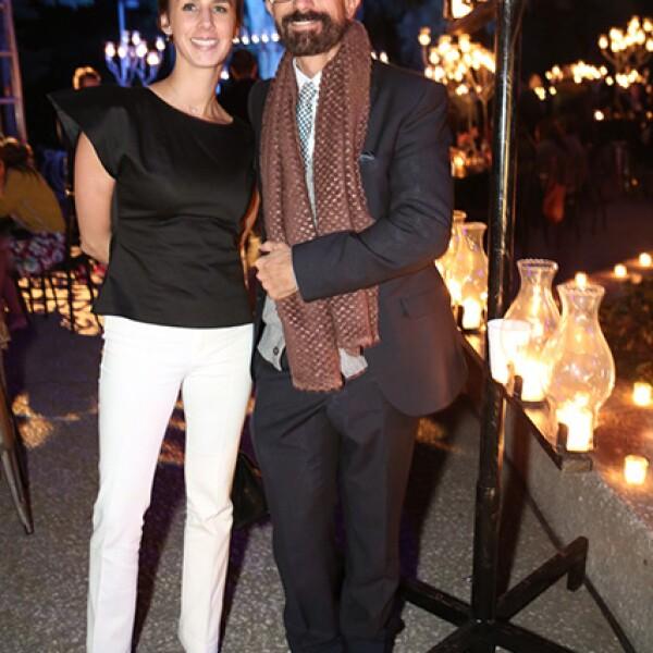 Aurelia Lemaire,Óscar Román