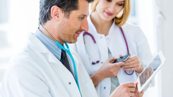 Apple espera que los médicos usen la información cuando los visitan sus pacientes. (Foto: iStock by Getty Images.)