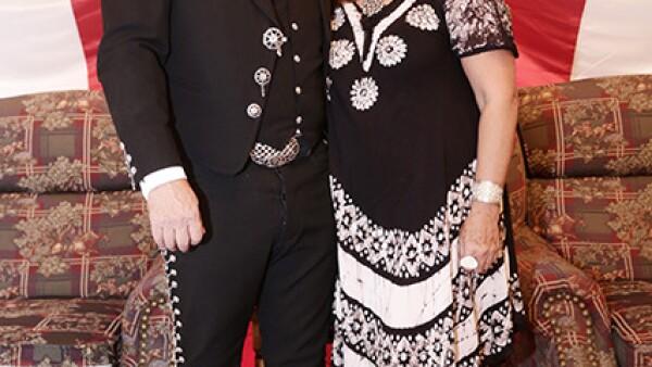 Luis Franco y María Luisa Morales