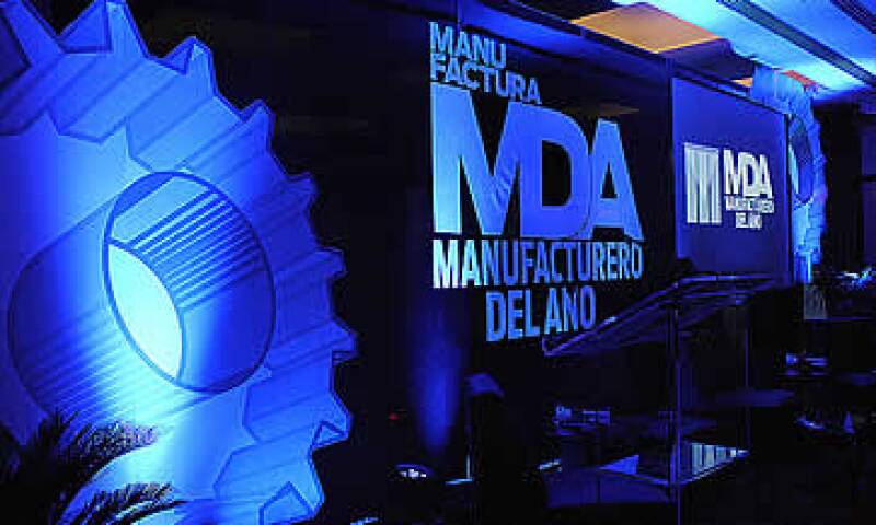 Manufacturero del Año (Foto: Sergio Montes)
