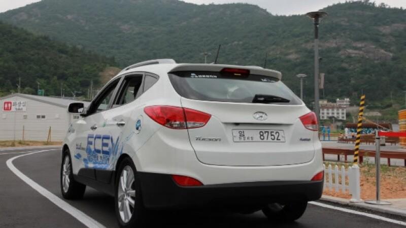 coche, hidrogeno, electrico, carro, planeta, medio ambiente