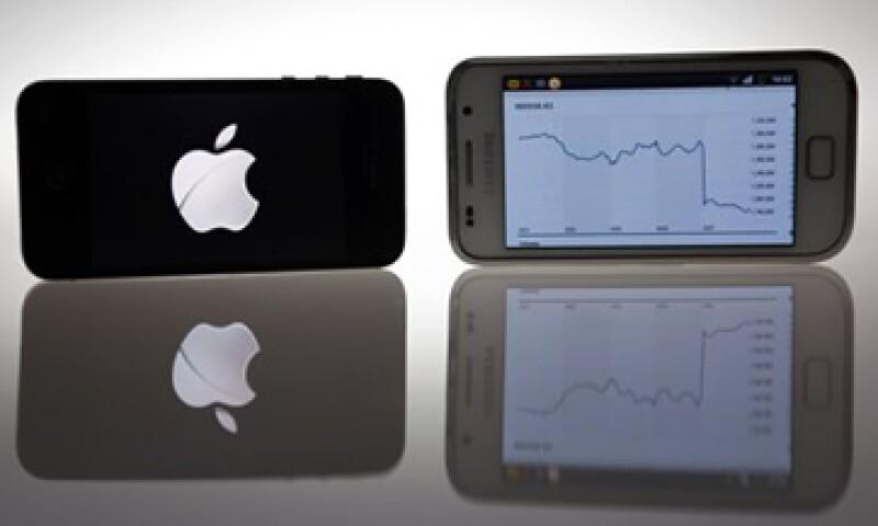 Apple ha perdido más del 40% de su valor de mercado. (Foto tomada de cnnmoney.com)