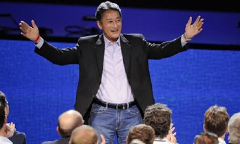 Sony no reveló a cuánto ascendían las bonificaciones de su CEO, Kazuo Hirai y otros ejecutivos. (Foto: Reuters)